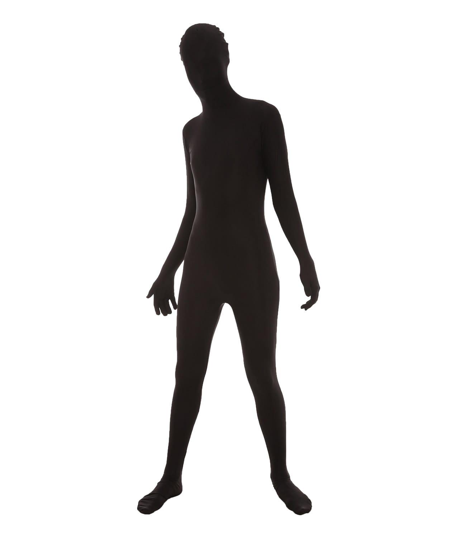 Funskin - All Black Spandex Full Body Suit | Funzee
