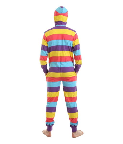Festival Hooded Adult Onesie