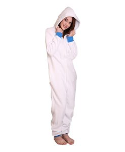 Polar Unfooted Adult Onesie