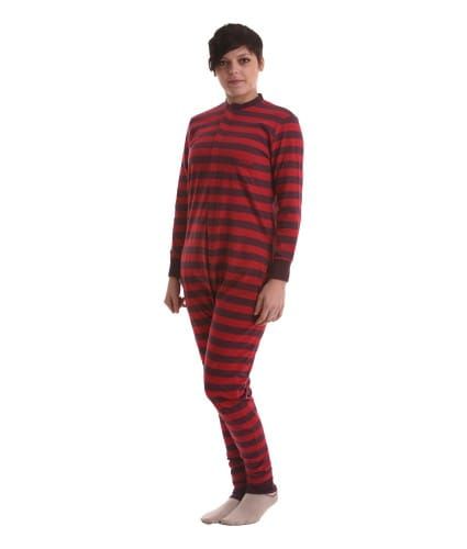 Retro Unhooded Adult Onesie