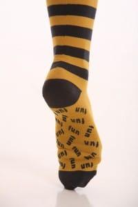 Bumble Stripy Socks