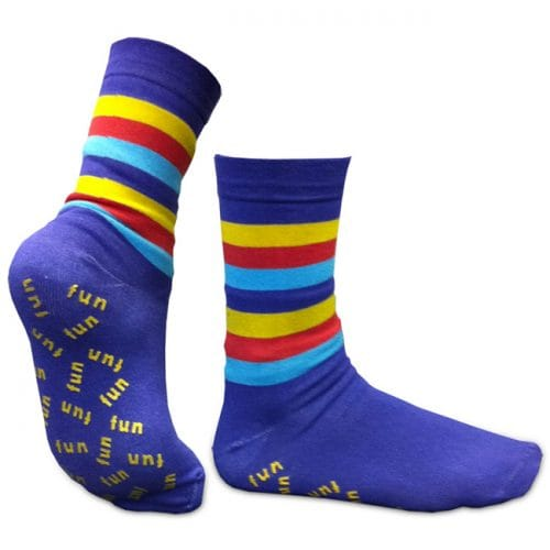 Festival Stripy Socks