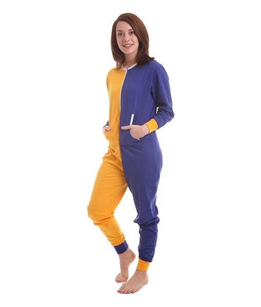 Sunshine Unhooded Adult Onesie
