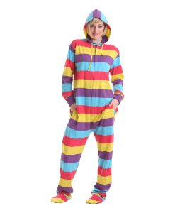 Festival Footed Pajama Suit