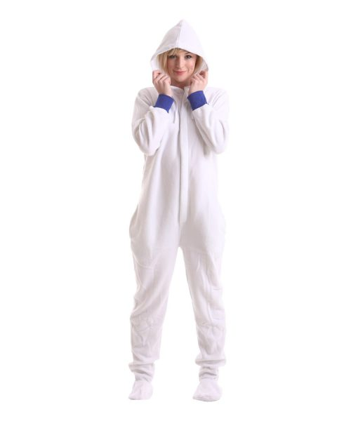 Polar Footed Pajama Suit