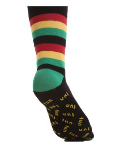 Reggae Stripy Socks