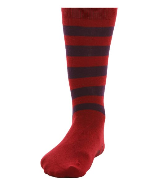 Retro Stripy Socks