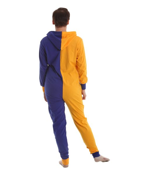 Sunshine Hooded Adult Onesie