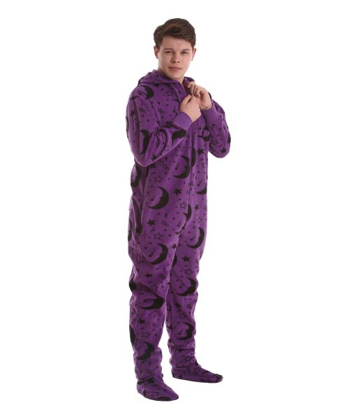Wizard Footed Pajama Suit