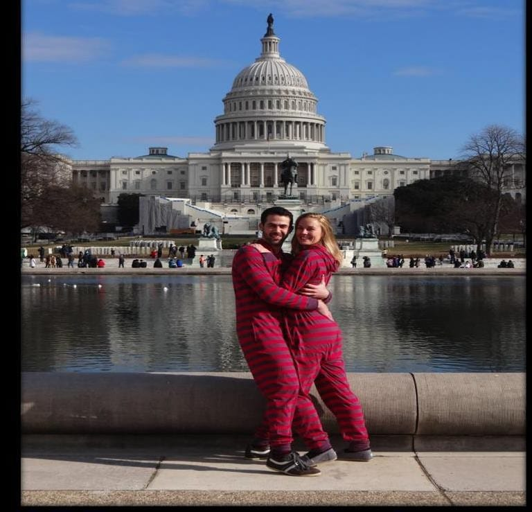 Funzee Adult Onesies pajamming in Washington