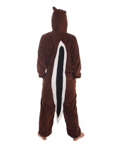 Chipmunk Animal Adult Onesie