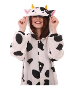 Cow Animal Adult Onesie