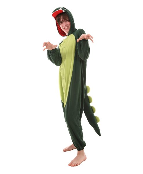 Dinosaur Animal Adult Onesie