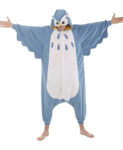 Owl Animal Adult Onesie