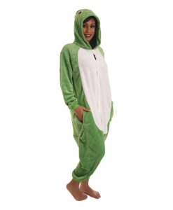 Frog Animal Adult Onesie