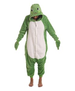 Frog Animal Adult Onesie