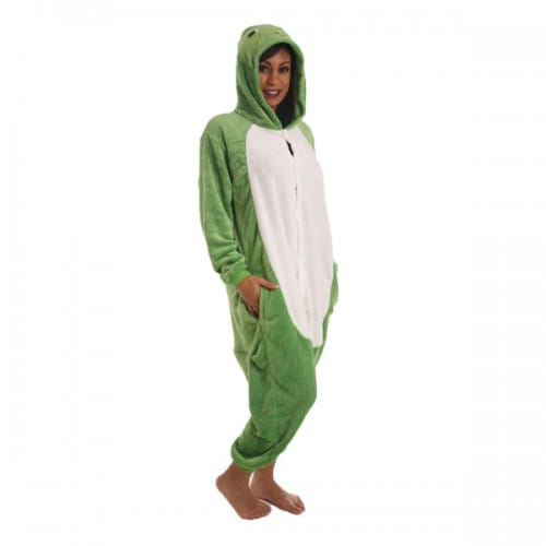 Frog Animal Onesie Pajamas