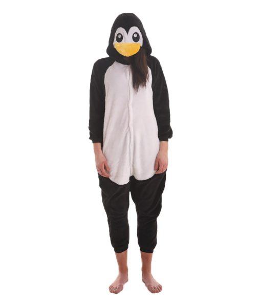 Onesies penguin animal adult onesie 34 95 this penguin onesie costume