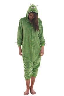 Funzoo – One Eye Green Alien Costume