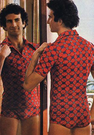 Retro Pajama Style