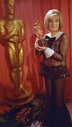 Designer Pajamas worn at the Oscars