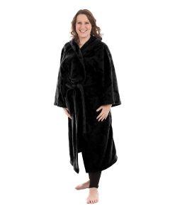 Jet Black Gown