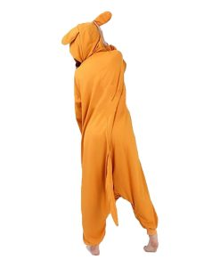 Kangaroo Animal Adult Onesie