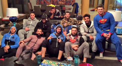 Superbowl with Onesies