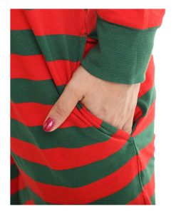 Elfie Footed Adult Onesie