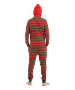 Elfie Unfooted Adult Onesie