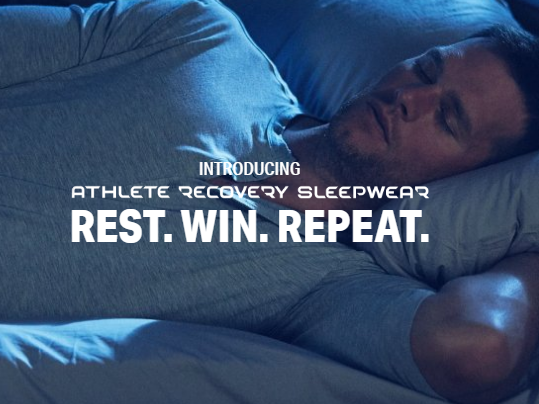 care about sleepwear with Tom Brady